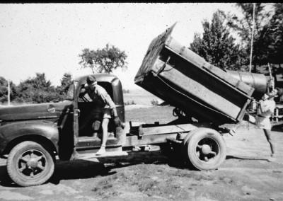 Autour de 1952: Gaston Lapointe et Lionel Dion