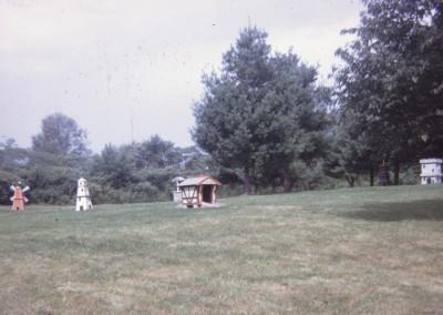 Années '60. Le mini-golf