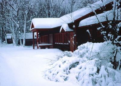 1968 L'hiver au camp
