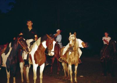 1963. L'équitation