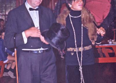 1969. Un grand gala. Gaston Lapointe et Denis Crevier