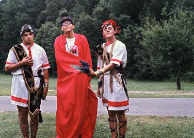 1969. Un grand gala. - Denis Coté, Richard Turcotte, Denis Mercier