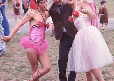 1969. Un grand gala. - Louis Geoffroy, Jean Gosselin, Claude Fortin