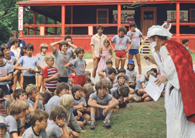 "1981. Grand-jeu ""gaulois"" - Jean Lamontagne"