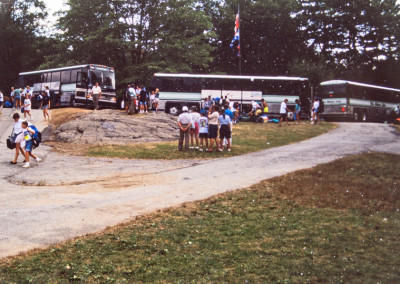 1991. Fin de camp.