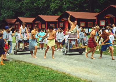 1991. Jeux Romains.