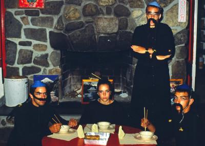 1991. Un souper thème.